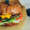 Vegan Бургер с Фалафелем Cream Soda