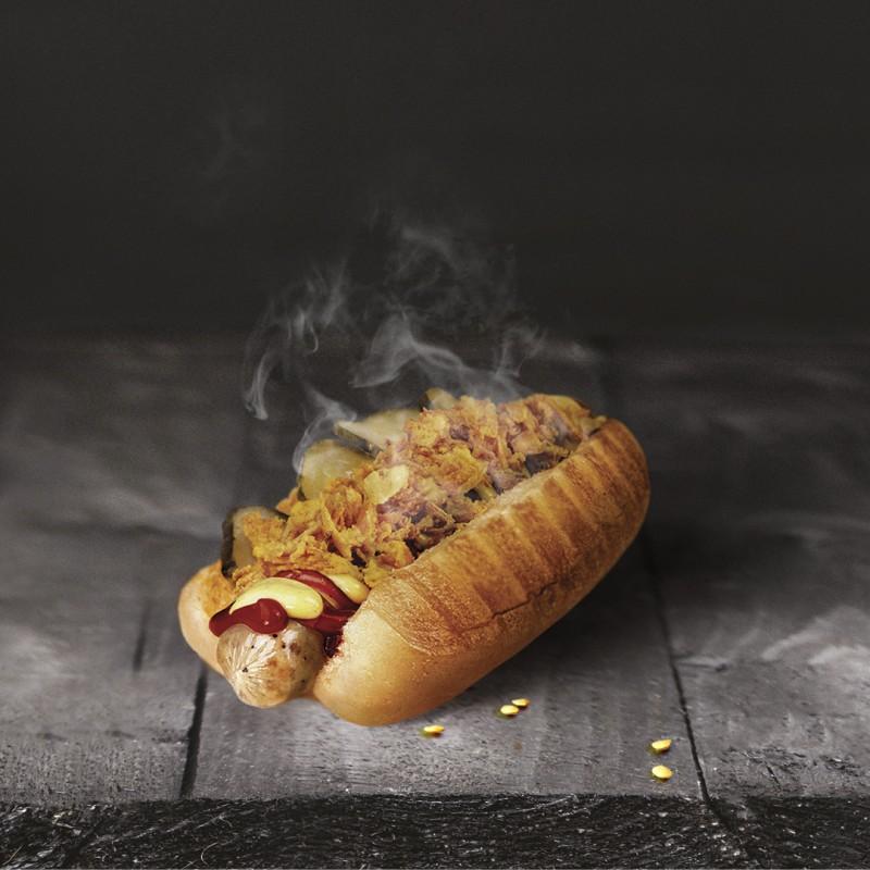 Нюрнбергский хот-дог Papa Grill