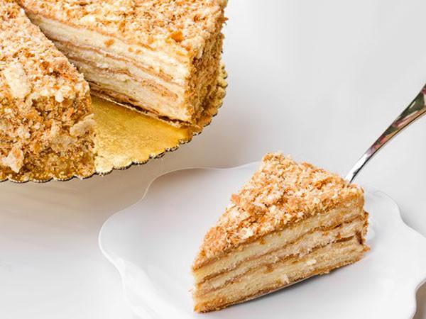 Торт Наполеон Стейк Хаус