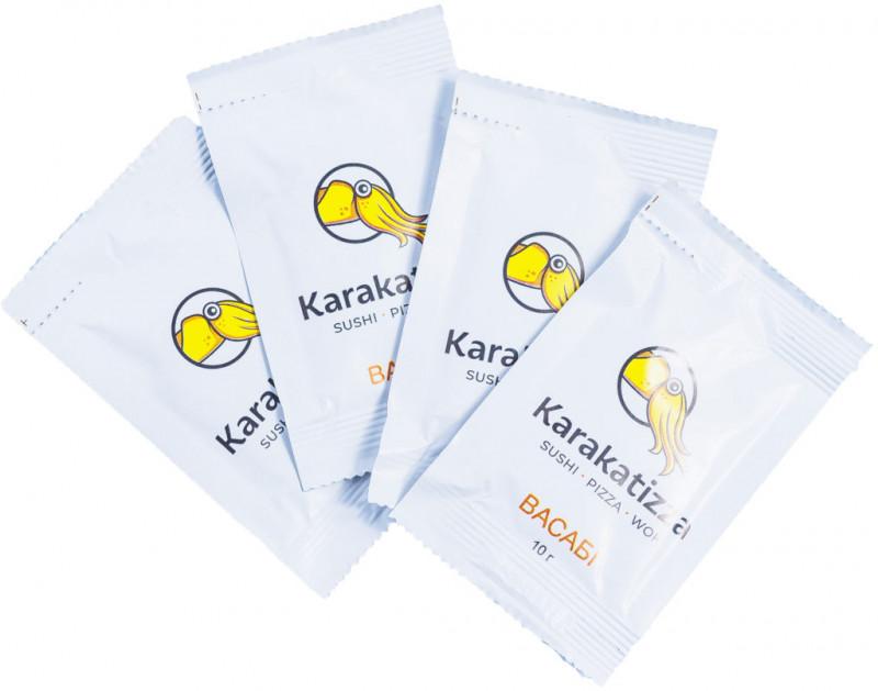 Васаби Karakatizza