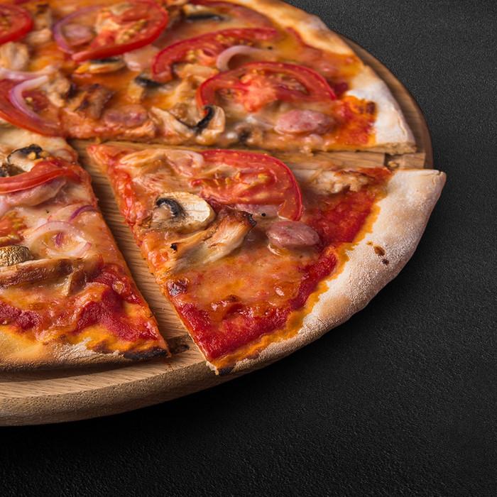 Пицца BBQ Pizza & Grill Magnum