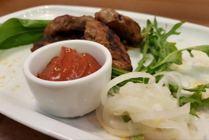 Миньоны из говядины Lunch Cafe (Ланч Кафе)