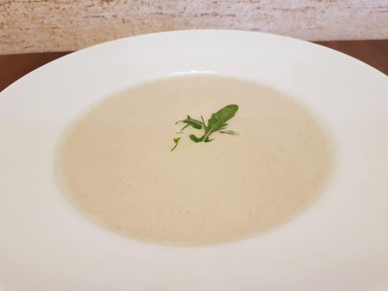 Грибной крем-суп Lunch Cafe (Ланч Кафе)