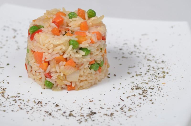Рис с овощами Кумир